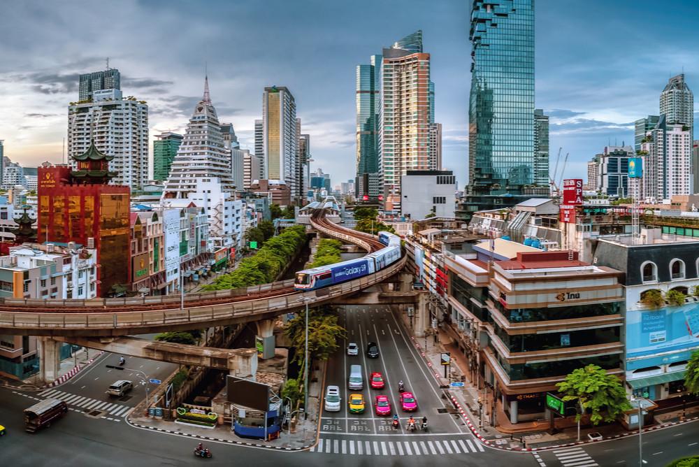 Bangkok, Thailand. Craig Schuler / Shutterstock.com