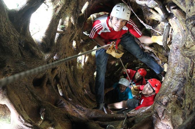 Monteverde Cloud Forest Reserve, Monteverde, Costa Rica. treetopclimbingmonteverde.com