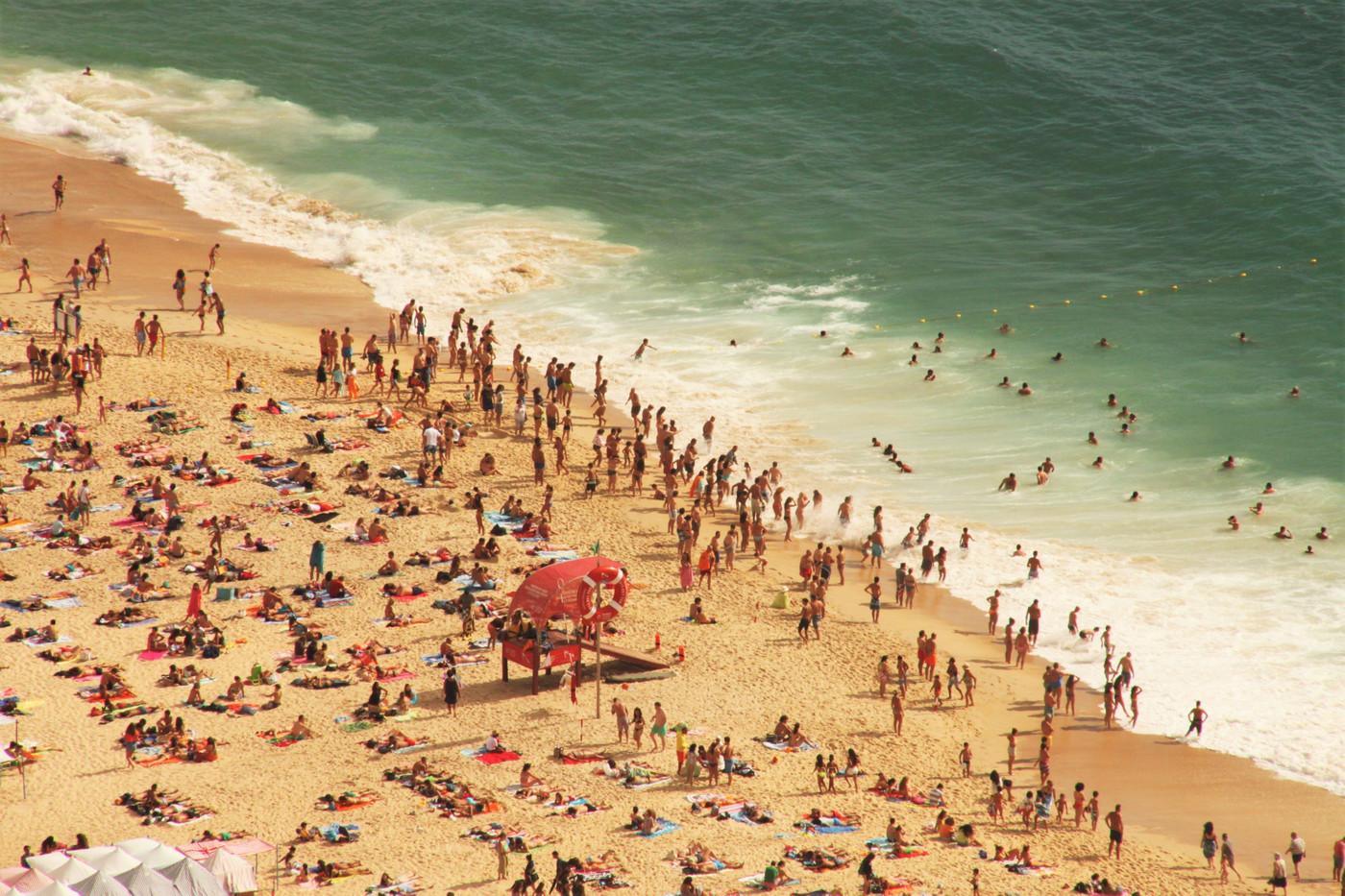 Playa de Bogatell,