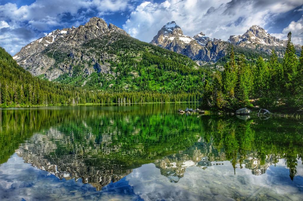 Taggart Lake, Taggart