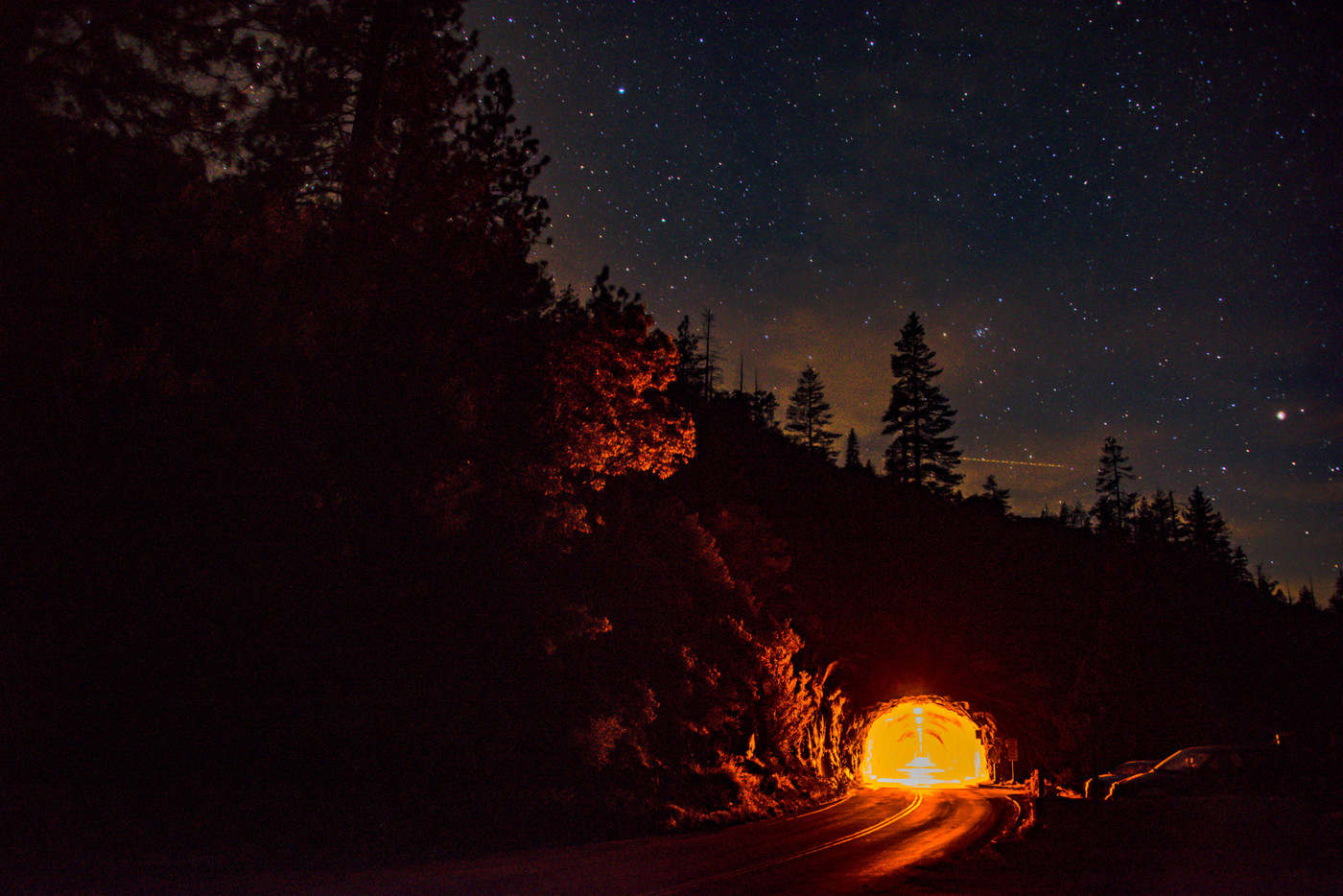Yosemite National Park,