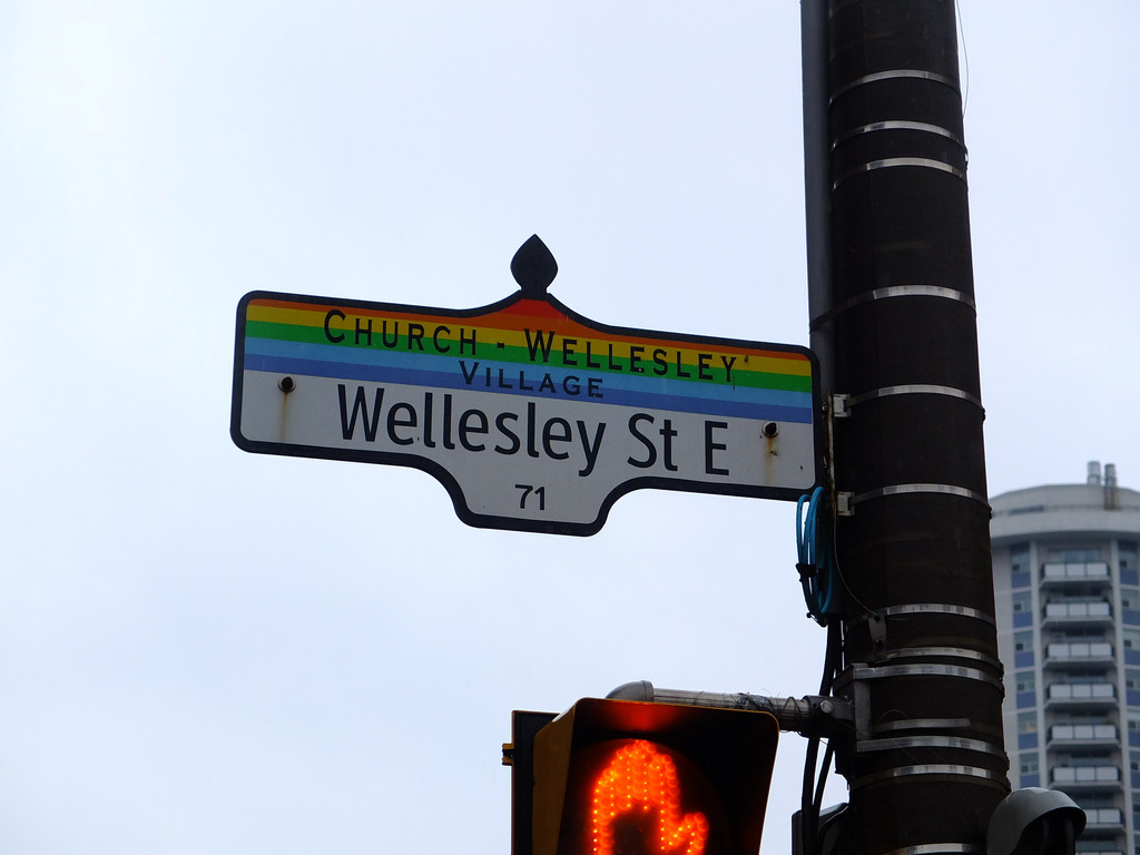 Church and Wellesley, Toronto
