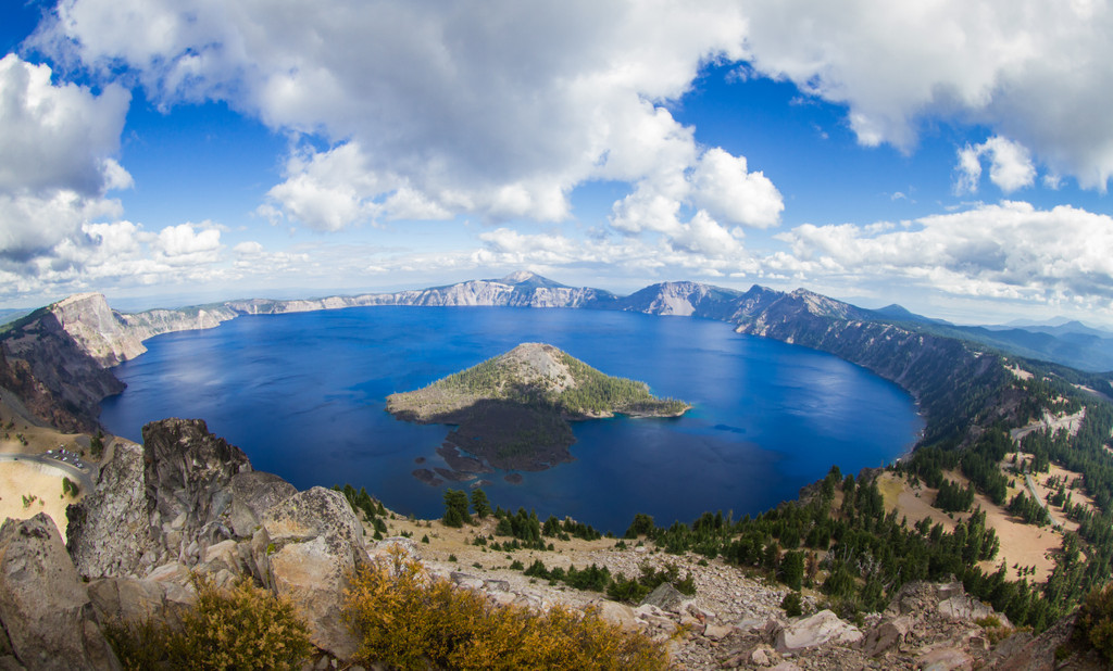 Crater Lake National Park,