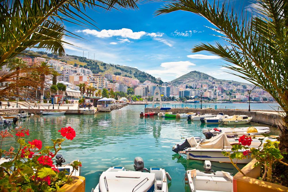The Mediterranean Coast, Albania