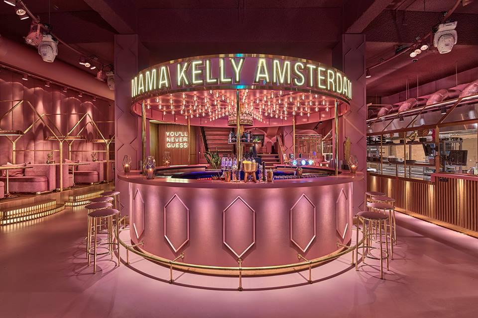 MaMa Kelly Amsterdam, Amsterdam