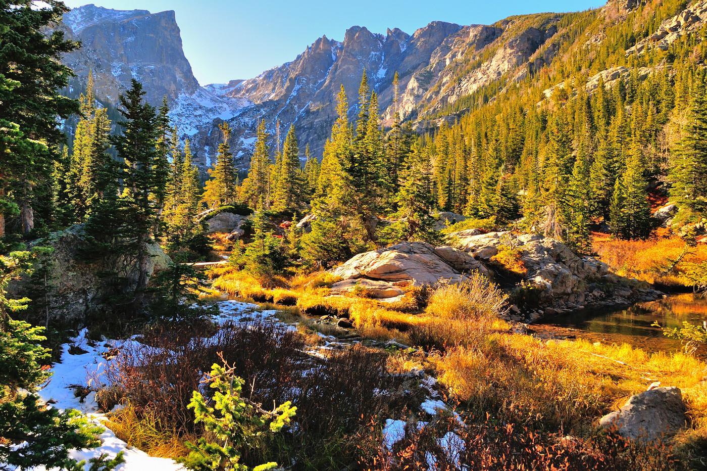 Rocky Mountain National Park,