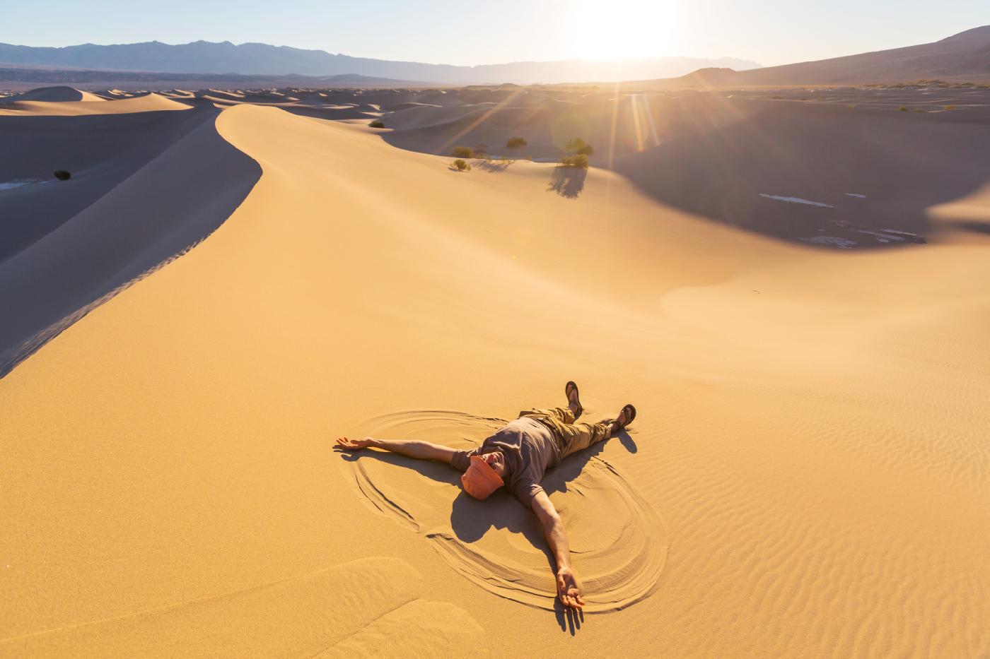 Death Valley, Death Valley