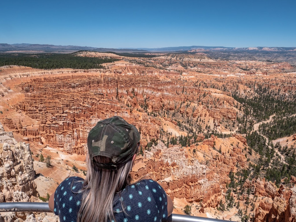 Bryce Canyon National Park Sunrise Point, Bryce