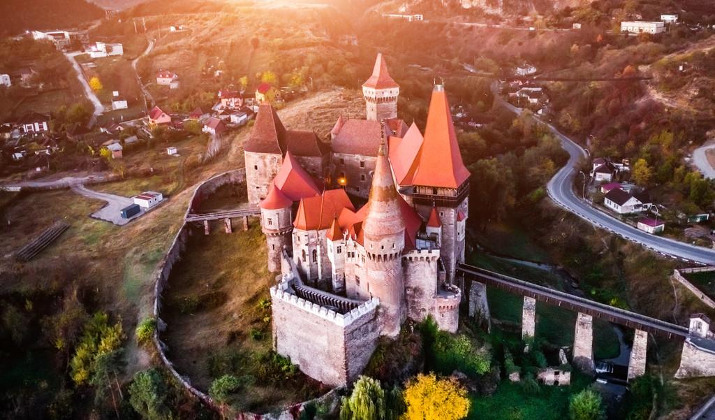 Castelul Corvinilor (Corvins' Castle), Hunedoara