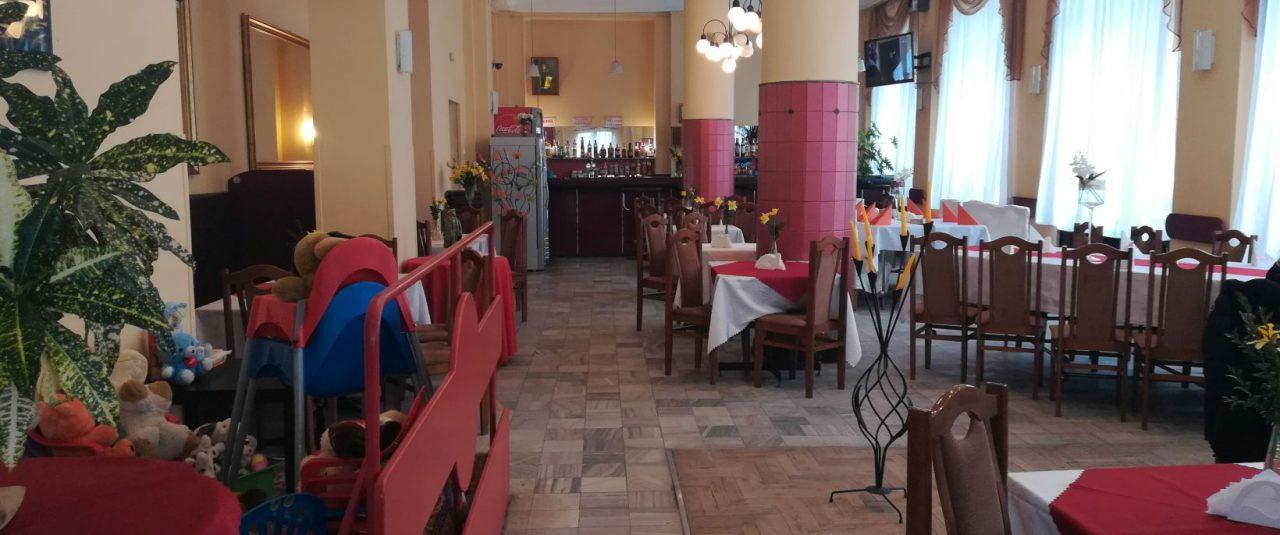 Restauracja Stylowa, Krakow, Poland.