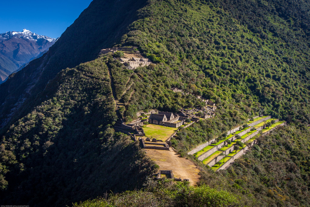 Choquequirao Archaeological Park,