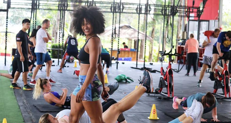 Titan Fitness, Chalong, Phuket, Thailand. Credit: Titan Fitness