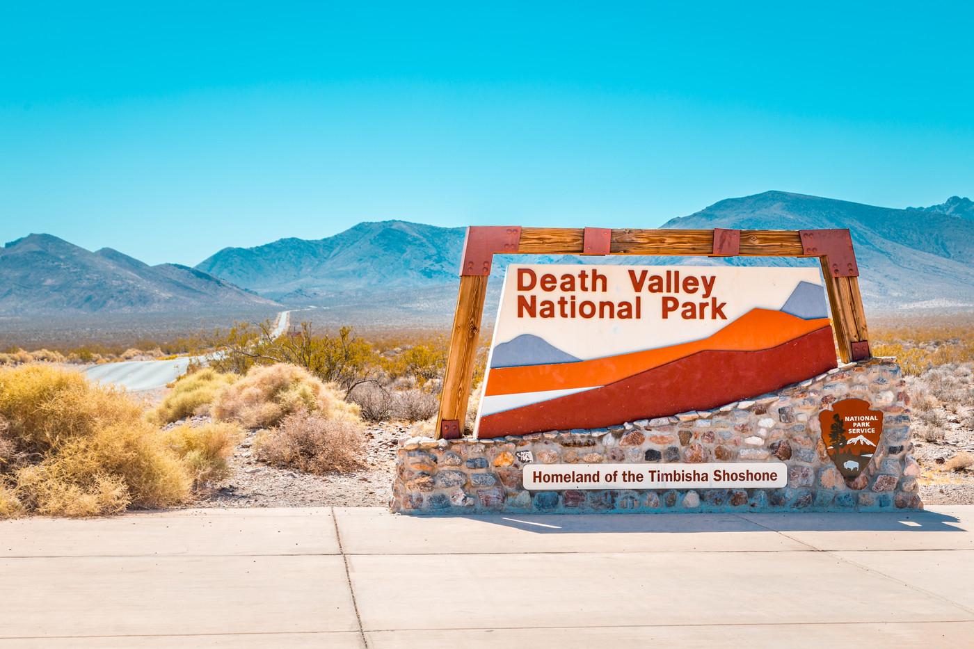 Death Valley National Park, Furnace Creek