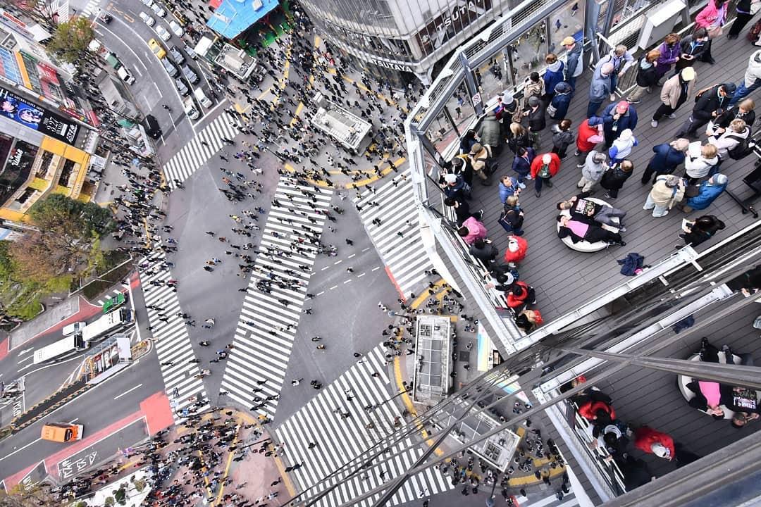 Magnet by Shibuya 109, Tokyo, Japan. instagram.com/realchavezfk
