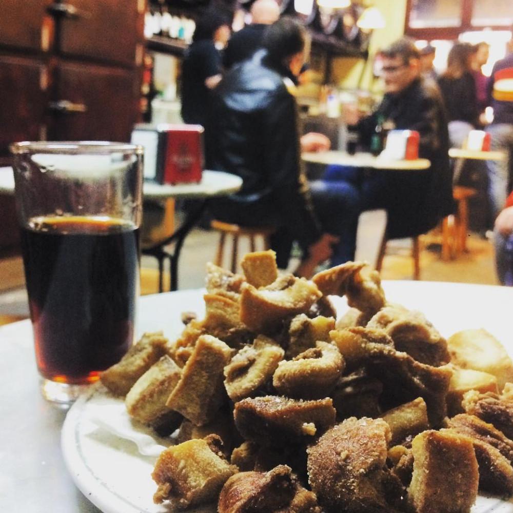 Bodega Ca'l Pep, Barcelona, Spain. instagram.com/vineyardsurfer