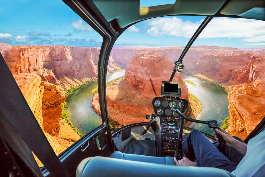 Papillon Grand Canyon Helicopter Tours, Grand Canyon Village