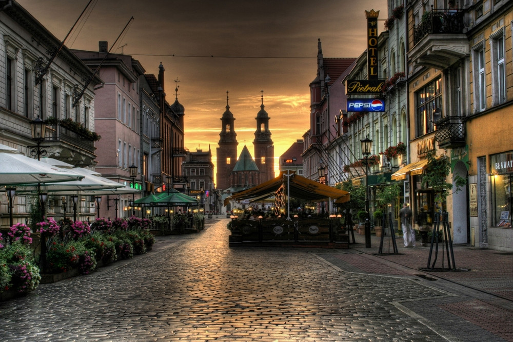 Gniezno, Poland. Radoslaw Maciejewski / Shutterstock.com