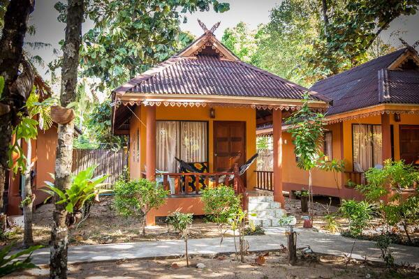 Lanta Pearl Beach Resort, Koh Lanta, Thailand. Credit: Lanta Pearl