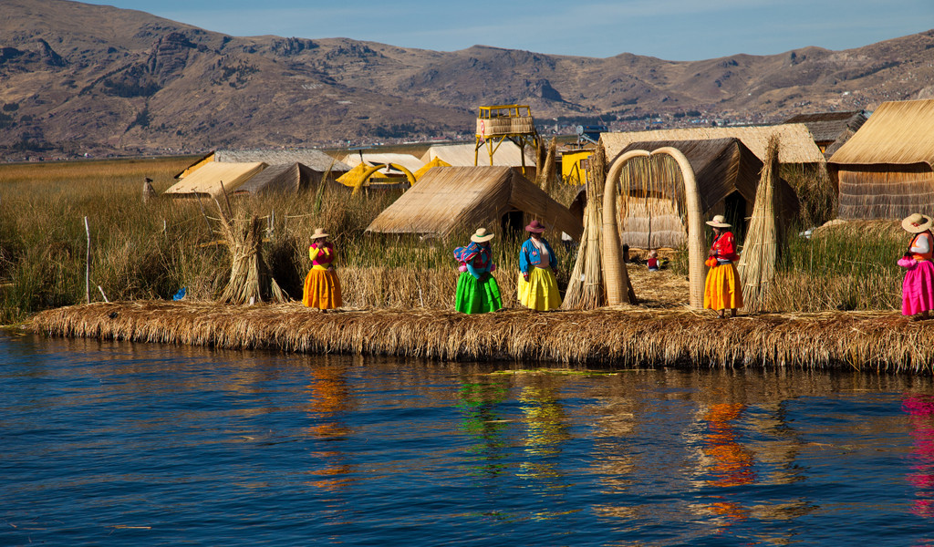 Lake Titicaca,