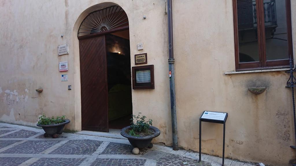 Anti mafia museum, Corleone