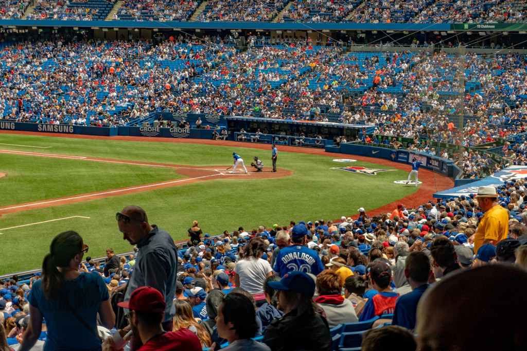 Blue Jays Stadium, Toronto