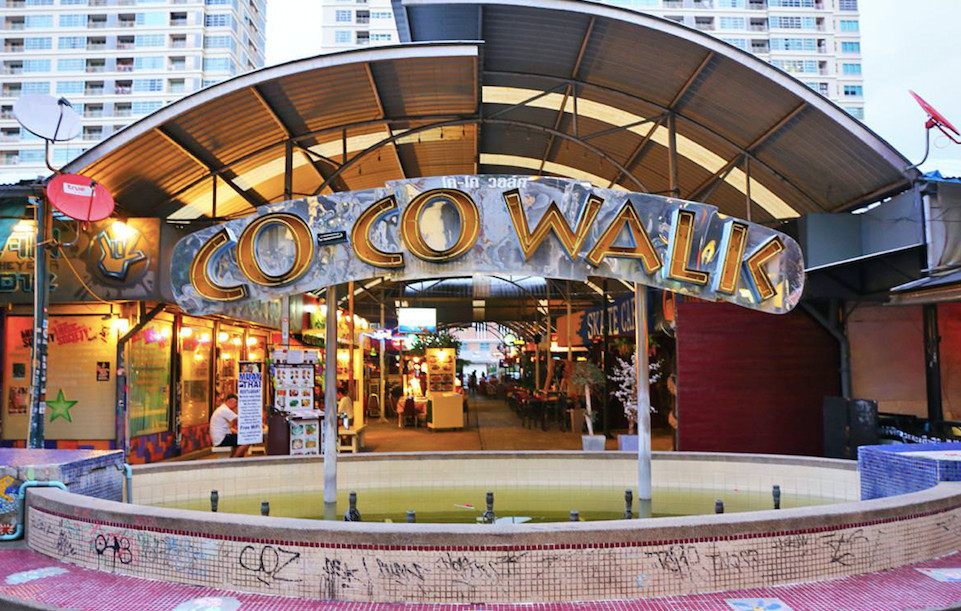 Co Co Walk, Bangkok, Thailand. Credit: Bangkok.com
