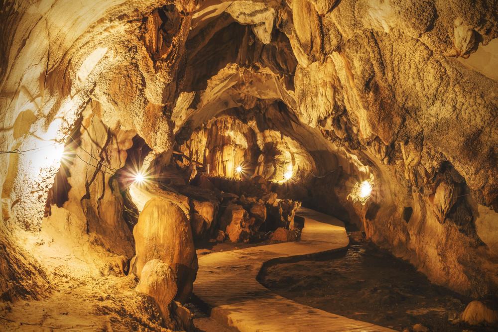 Vang Vieng cave, Vang Vieng, Laos.