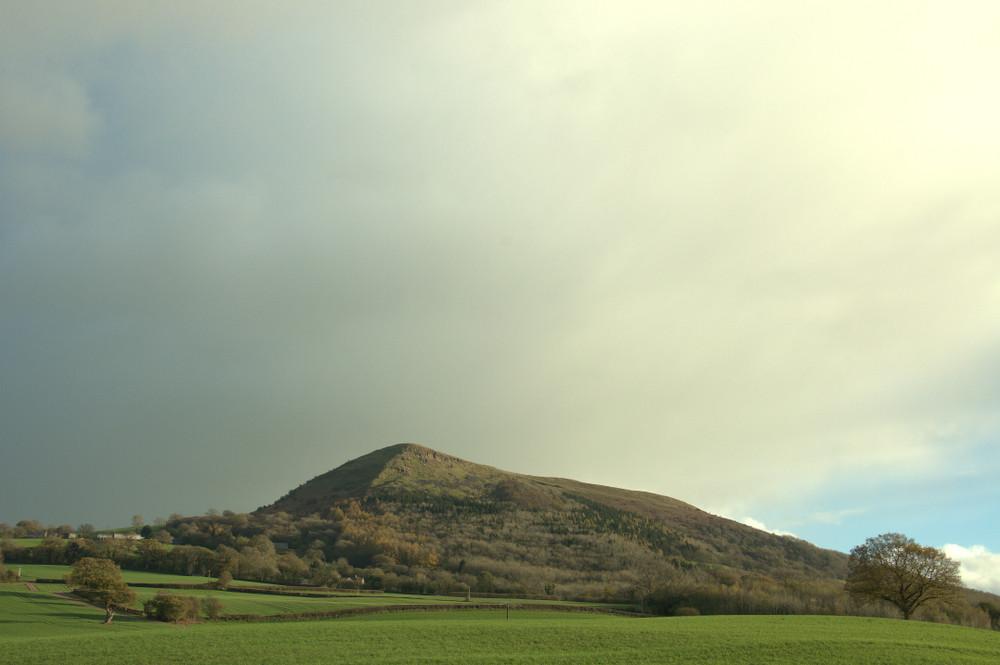 YsgyrydFawr (Skirrid Mountain), Brecon Beacons National Park, Llanvihangel Crucorney, Abergavenny, UK