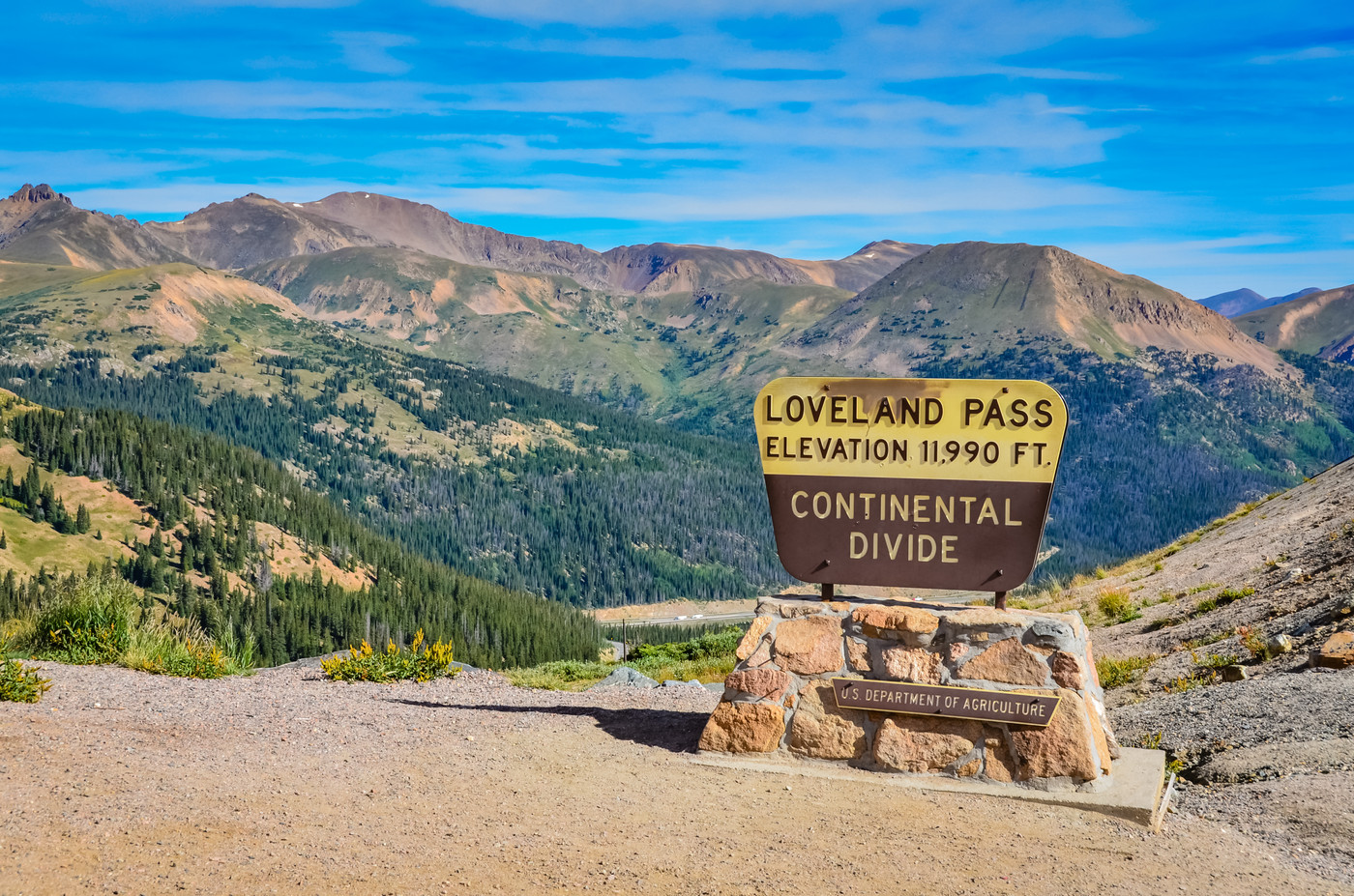 Continental Divide National Scenic Trail, Grand Lake