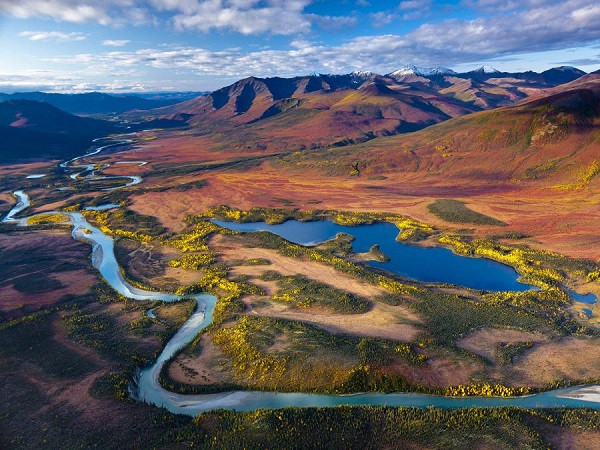 Gates of the Arctic National Park and Preserve, Bettles