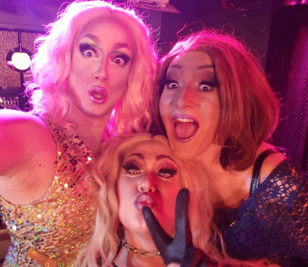 Cabaret Mado, Montréal, Quebec, Canada. instagram.com/darleendeer