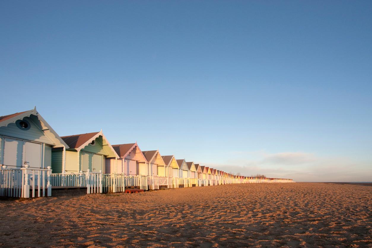 Mersea Island, Essex, UK.