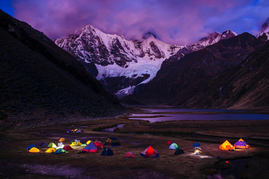 Cordillera Huayhuash,