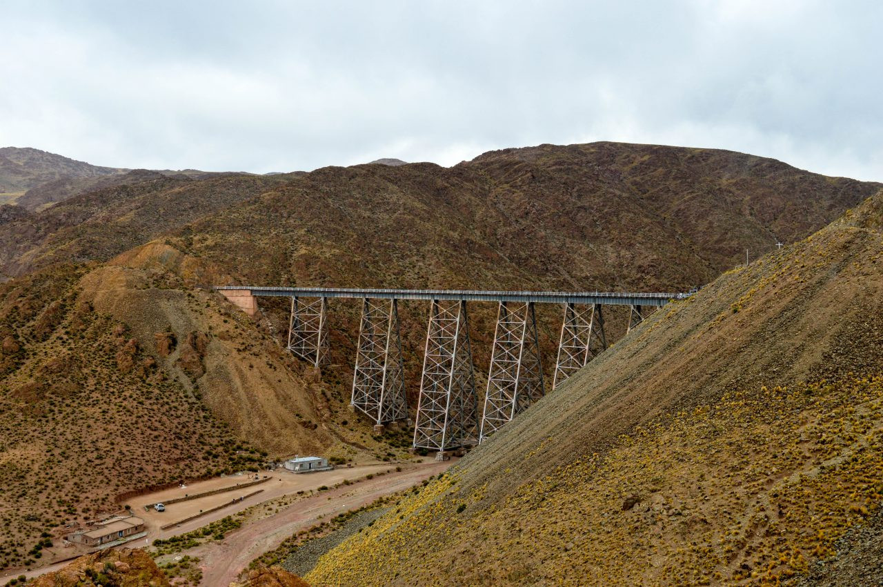 Train to the Clouds, Salta province, Argentina.