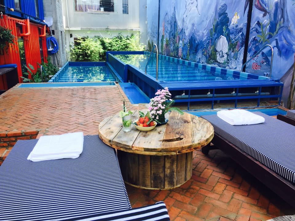 Rom Casa, Da Nang, Vietnam. facebook.com/Rom.Casa.Da.Nang.Hostel/
