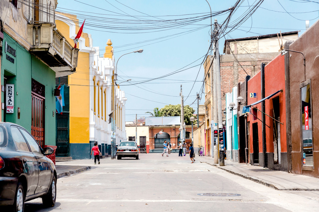 Barranco, Barranco
