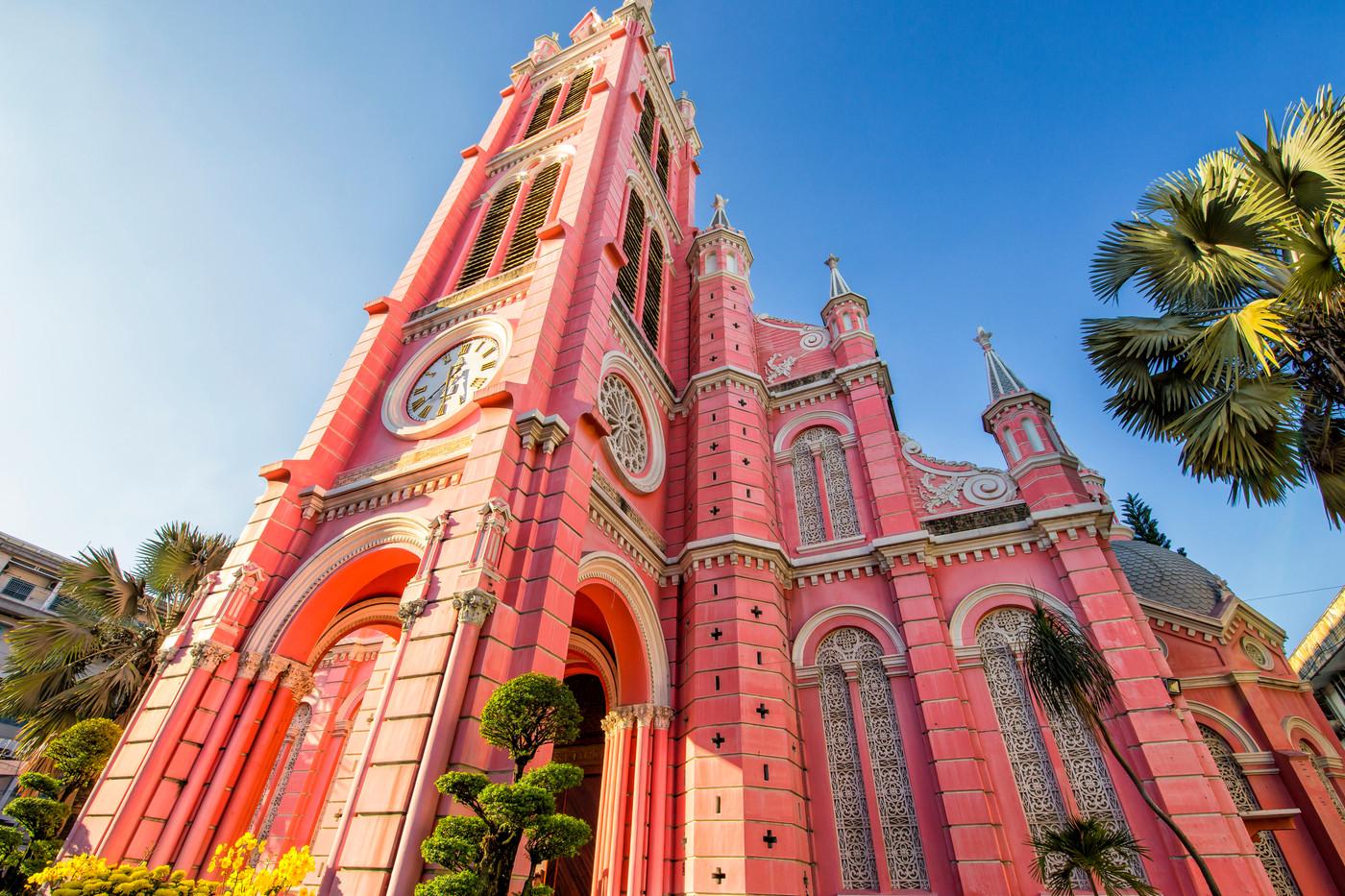 Nhà thờ Tân Định, Hồ Chí Minh