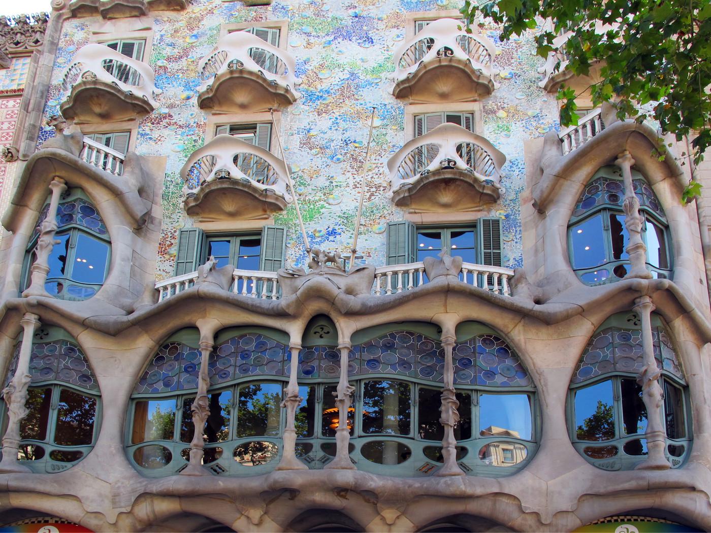 Casa Batlló, Batlló