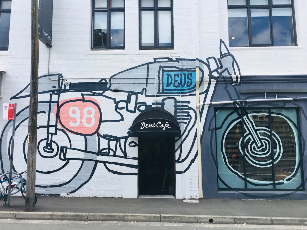 Deus Cafe, Camperdown