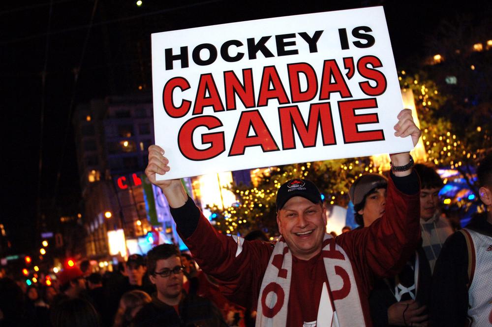 Hockey Night, Canada. Sergei Bachlakov/Shutterstock.com