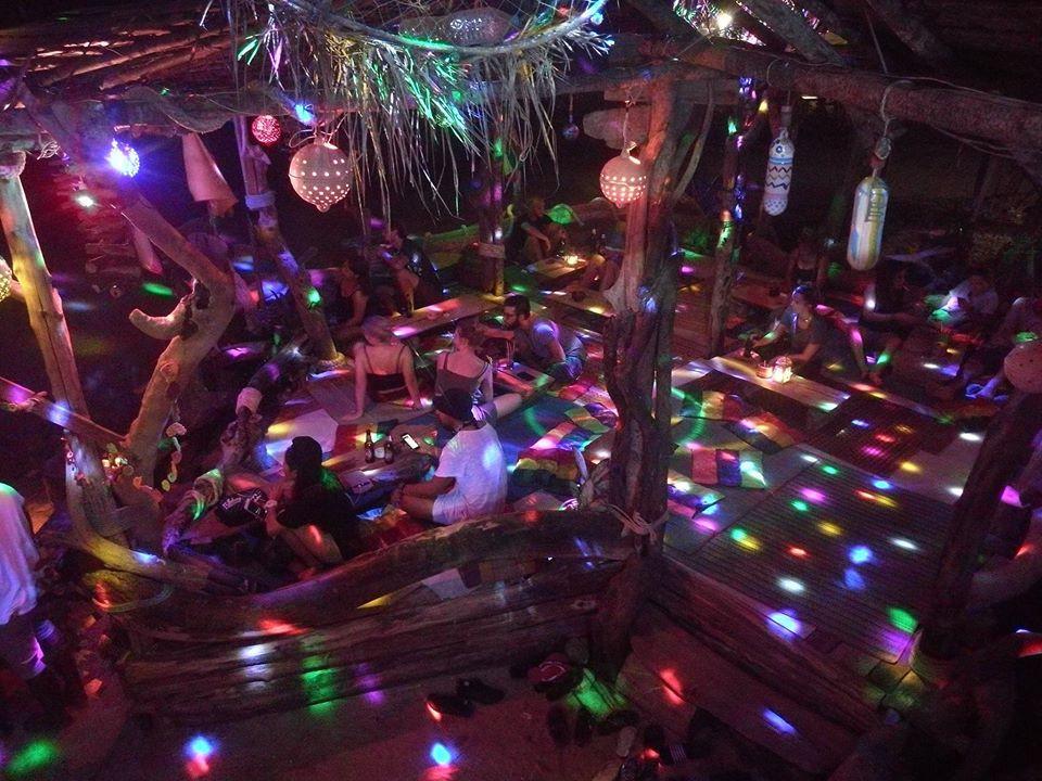 Cannabis Bar, Koh Lanta, Thailand. Credit: Cannabis Bar