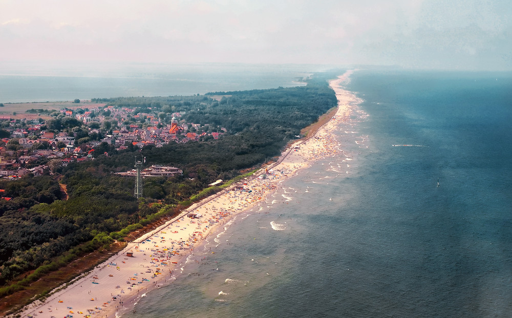 Hel Peninsula, Poland.