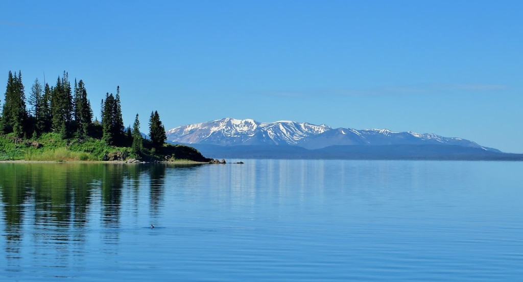Yellowstone Lake, Yellowstone