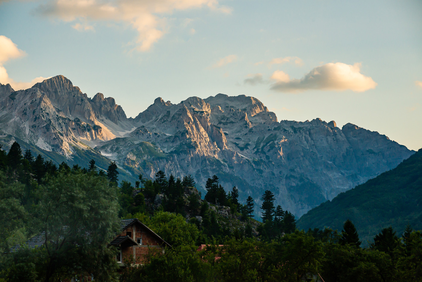 Valbona Valley National Park,