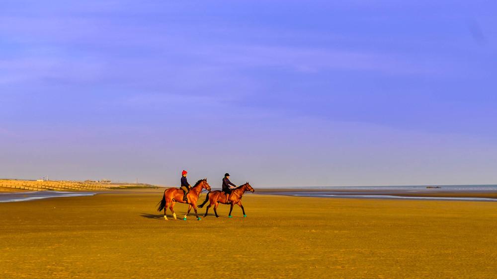 Camber Sands, eric laudonien/Shutterstock.com