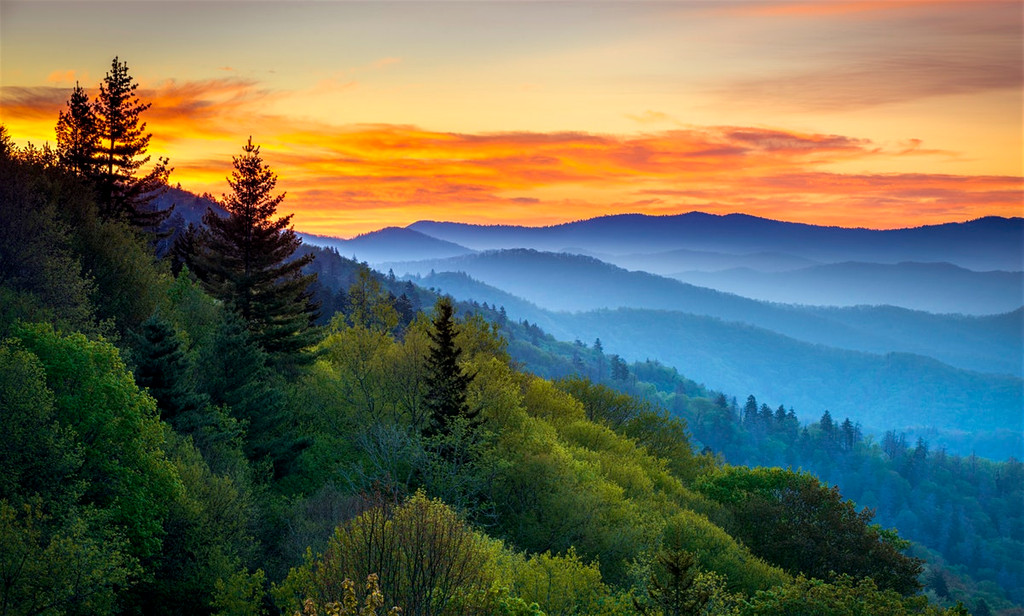 Great Smoky Mountains National Park,