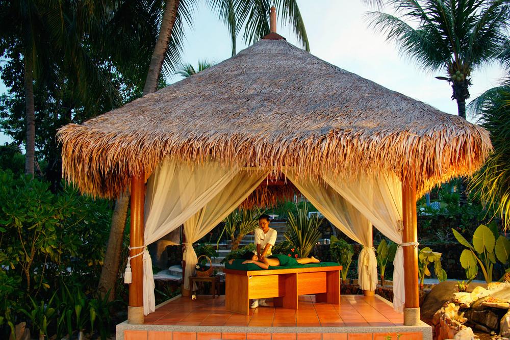 Best massage in Thailand.