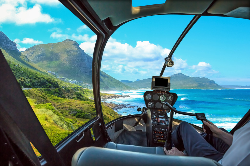 NAC Helicopters Cape Town, Cape Town