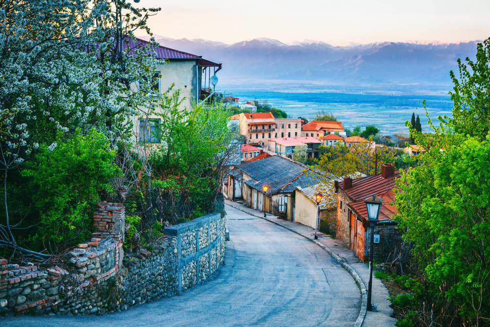 Kakheti Wine Region, Georgia. alionabirukova/Shutterstock.com
