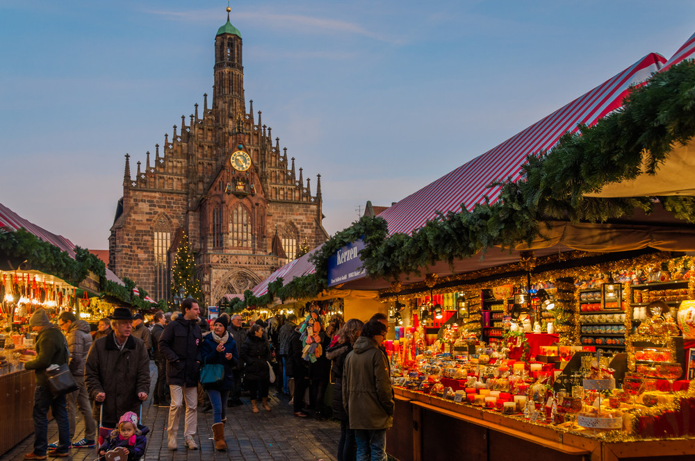 Nuremberg, Germany. Perati Komson/Shutterstock.com